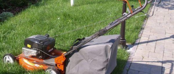 Kosačka na trávu patriot