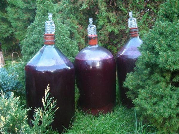Fermentácia sa najlepšie uskutočňuje v skle vo forme fliaš alebo valcov.