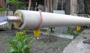 Производство на поилки за зърна