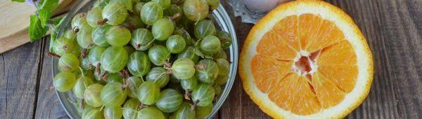 Coacăze cu lămâie, portocale: opțiuni de rețete de casă