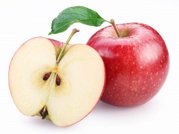 Възможно ли е да се ядат ябълки с гастрит - ограничения и дневни надбавки