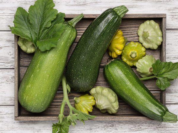 Замразените зеленчуци могат да се съхраняват до пролетта