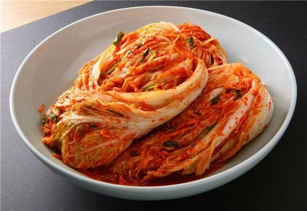 Rețetă de varză chineză murată coreeană