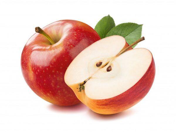 Колко желязо има в ябълките?
