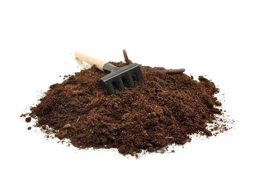 Ние сами приготвяме подобрената почва за разсад